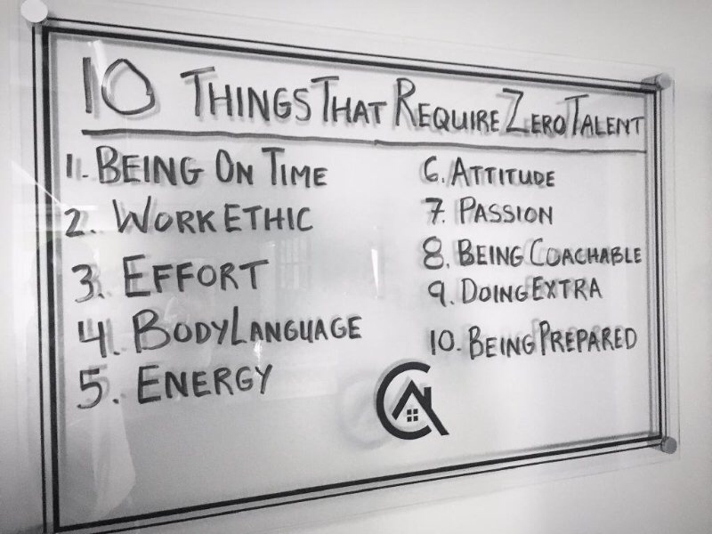 Jeremy Callahan - 10 Things That Require Zero Talent