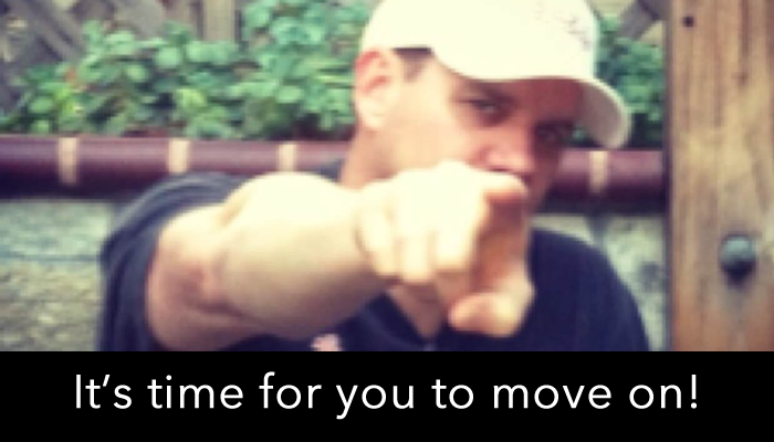 Jeremy Callahan - Time to move on
