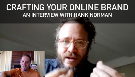 Jeremy Callahan with Hank Norman