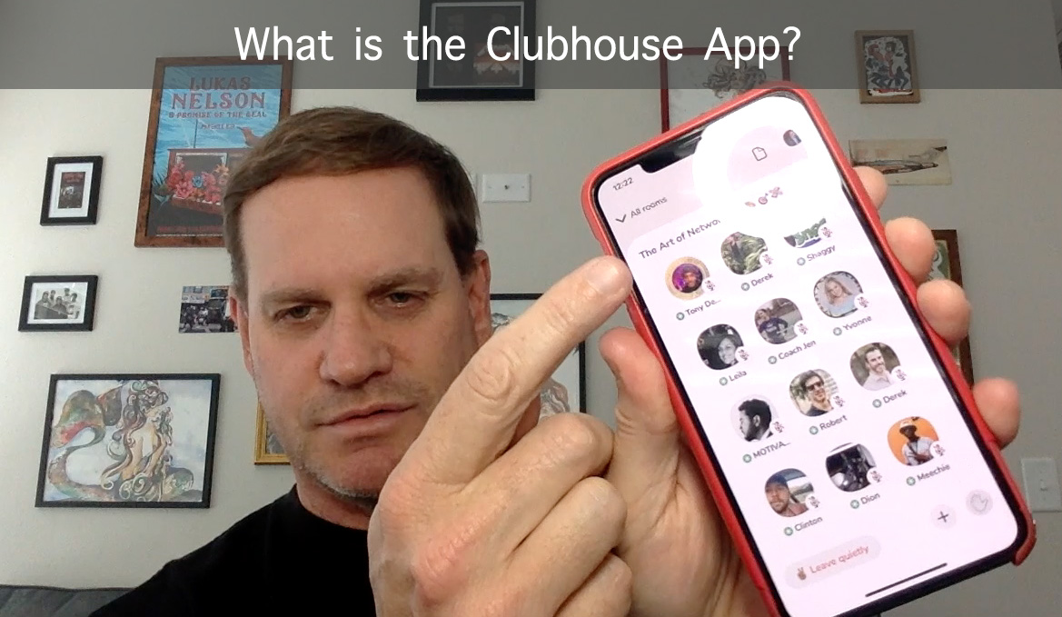 Clubhouse App Jeremy Callahan